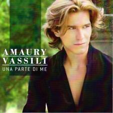 CD audio../...AMAURY VASSILI.../...UNA PARTE DI ME.....