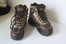 Carolina CA7582 Men's Waterproof Met Guard Composite Toe Hiker Boot Sz 4 D