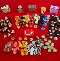 3D Printed Custom Counters compatible with the Marvel Champions™ LCG (270 ctrs!)