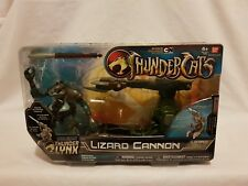 Cartoon Network Thundercats Lizard Cannon Bandai 2012 Aus Seller