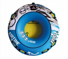No Fear Airtime 3 Skitube Schleppreifen Tubo Pompa D'Acqua Barca Donut Sport