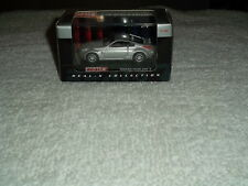 Nissan Fairlady Z Real-X Silver 1:72 Scale with Display Case & Box Die Cast Car