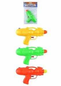 Water Gun Pistol Kids Outdoor Toy Garden Game Party Bag Fillers - 17cms