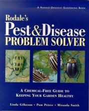 Rodale's Pest and Disease Problem Solver: A Chemical-Free Guide to-ExLibrary