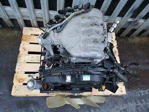 Toyota Landcrusier Granvia T100 4RUNNER TACOMA 5VZ-FE 3.4L V6 Engine