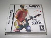 Jam Sessions Nintendo DS 2DS 3DS Game *Complete* Music Game