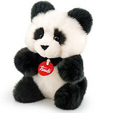 TRUDI Panda serie PELUCHES 24 cm De calidad superior made in Italy