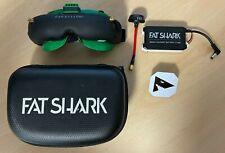 Fatshark Attitude V5 OLED FPV Gogglesin Super Condition - Hardly Used