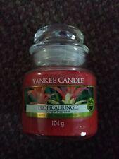 new Yankee Candle small  jar - tropical jungle