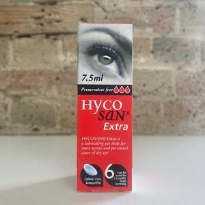 Hycosan Extra Eye Drops 7.5ml - (Red)