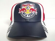 New York Red Bulls Cap Adidas Snapback Hat Official On Field 2017 Soccer MLS 9590fe861fa4
