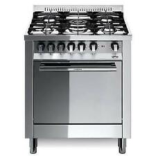 Lofra M76GV/C 70X60 Kitchen Featuring Plan Steel Polished Mirror - 5 Burner