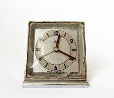 Vintage 1950s Alarm clock PRIM Czechoslovakia Retro Old Desk table watch decor