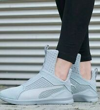 PUMA by Rihanna 'Fenty' Grey Trainer Sneakers Shoes (Women) sz 6 US