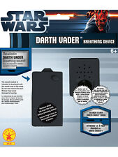 Dispositivo de respiración Darth Vader Star Wars Accesorio oficial con licencia Fancy Dress