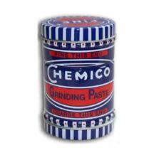 CHEMICO VALVE GRINDING PASTE 110G FINE & COARSE TIN