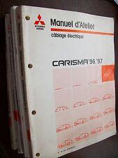 Mitsubishi CARISMA 1996 à 2003 : Schémas électriques