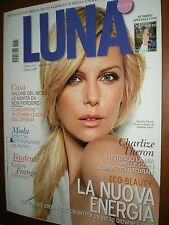 Luna.Charlize Theron,Carola Vallarino Gancia,Silvia Damiani,Nina Kotova,iii