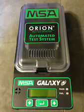 MSA ORION AUTOMATED TEST SYSTEM GALAXY MULTIGAS DETECTOR