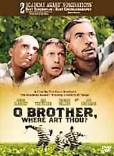 O Brother, Where Art Thou? DVD Joel Coen(DIR) 2000