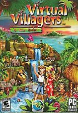 Virtual Villagers: A New Home Video Game for Pc by Activision