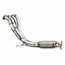 HONDA CIVIC EP3 TYPE R K20 HEADER MANIFOLD DECAT DOWNPIPE 4-2-1 EXHAUST
