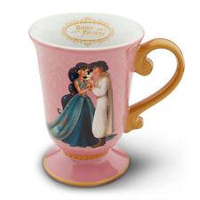 Disney NIB Designer Fairytale Mug Cup Aladdin Princess Jasmine NEW