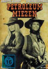 DVD NEU/OVP - Petroleum Miezen - Brigitte Bardot & Claudia Cardinale