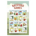 USPS New Backyard Games Pane of 16 <br/> Buy with confidence: Official Postal Store on eBay