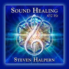 Steven Halpern Sound Healing 432 Hz Compact Disc Ipm8432