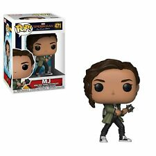 Funko - POP Marvel: Spider-Man Far from Home MJ Mary Jane Brand New In Box Gift