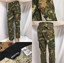 Mossy Oaks Pursuits Hunting Pants 32x31 S Camo 100% Cotton Worn Once YGI 5174