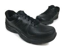 New Balance Mens 411 V2 Black Walking Shoes Size 13 US 47.5 EU MW411BK2