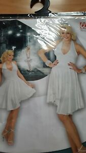 Marilyn Monroe Dress - Milano Party Fashion - Size M - Brand new