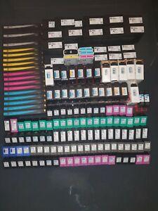 213 leere Originale HP Druckerpatronen Tintenpatronen 300,304,56,339,343,901 etc