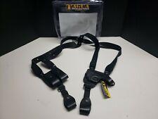 TAGUA Black Leather Shoulder Holster Left Hand For Sig Sauer P238 With Laser