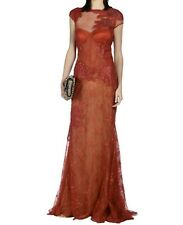 ZUHAIR MURAD NWT Embellished Lace Dress IT42