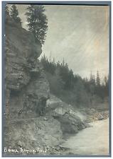 A identifier Vintage silver print.  Tirage argentique  15x20  Circa 1900