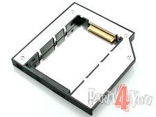 HP ProBook 6460b 6465b HD-Caddy tray segundo disco duro SATA SSD ers. DVD
