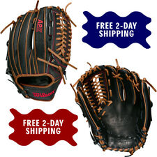 """Wilson A2K D33SS 11.75"""" Adult Baseball Glove Pitcher's Model WBW1000631175"""