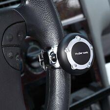 Black Steering Knob Wheel Power Handle Spinners for Safe Easy Turn Wheel Knob
