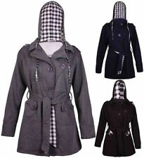 Trench Machine Washable Plus Size Coats & Jackets for Women