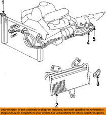Dodge CHRYSLER OEM Ram 3500 Transmission Oil Cooler-Hose & Tube Assy 52028839AA