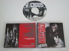 NASTY IDOLS/VICIOUS(HSM RECORDS HSMCD010) CD ALBUM