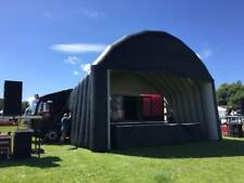 6m x 2.2/4.4m Mobile Stage Hire - One Day Hire for Outdoor Events