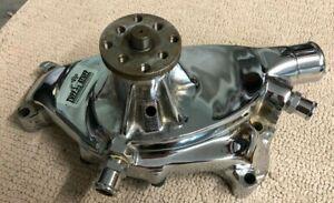 Chrome 1494NA Chevrolet Water Pump