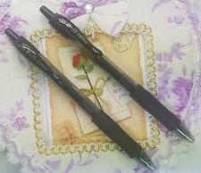 free ship 2 pcs Pilot BL-G2-7 fine 0.7mm roller ball pen ink BLACK ink