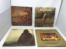 LP LOT OF 5 JAMES GANG + ALLMAN BROTHERS + WISHBONE ASH ARGUS + DEEP PURPLE