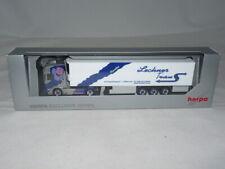 herpa 941266 Scania R TL Kühlkoffer-Sattelzug Lechner Trans / Pink Lady 1:87 ...