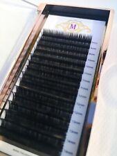 🧡🧡 Eyelash Extensions  Curl C, CC, D Fake Mink Lash Lashes  8-15mm, MIXED 🧡🧡